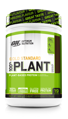 ON Gold Standard 100% Plant Based Protein 1.5lbs