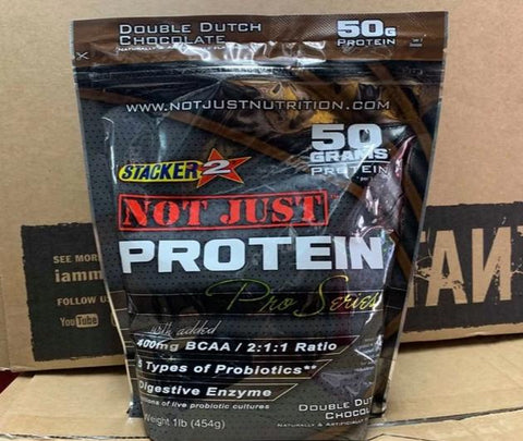 Stacker Whey Protein 1lb