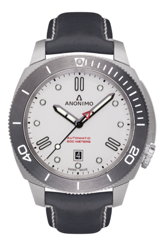 Auto - Steel Case Opalin Dial