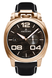 Auto - Bronze Case Black Dial