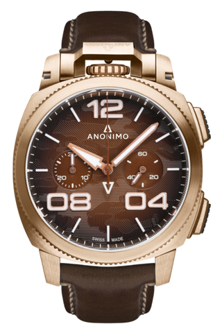 Alpini Chrono - Camouflage Brown