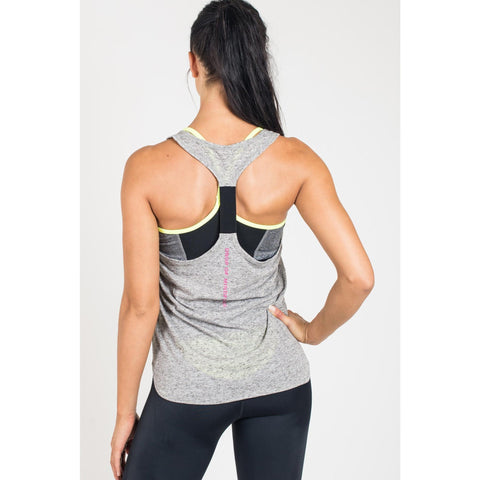 Tank Top - Americano Grey Melange (NEW)