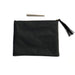 Elevate JaneStash Pouch - Black w/ Gold Zipper