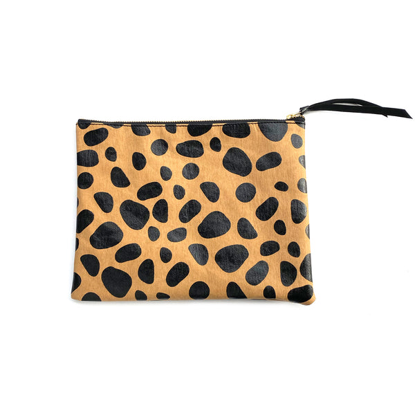 Stash Pouch - Abstract Leopard