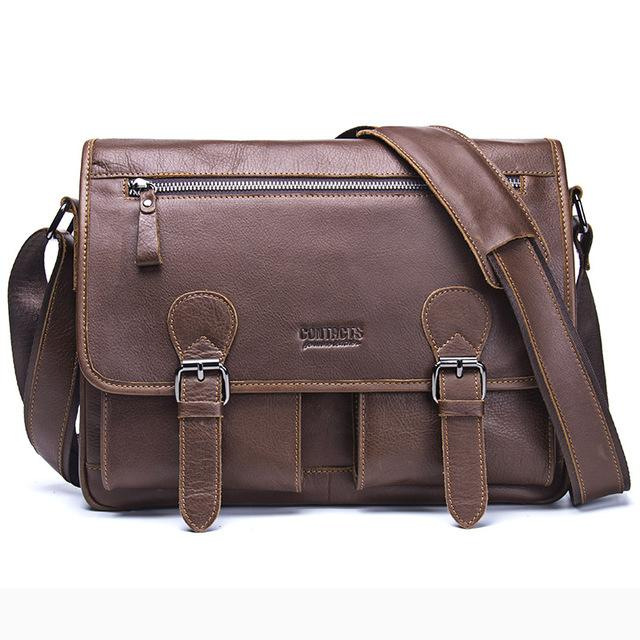 The Genuine Leather Bags for Men