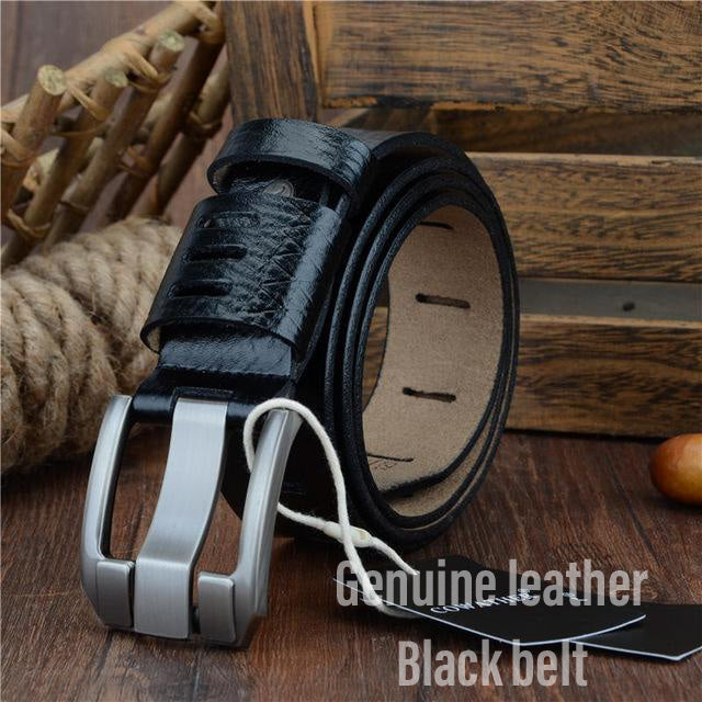 Genuine Leather Belt for Men and Women