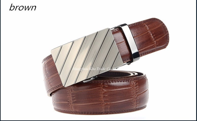 Genuine Leather belts prices down