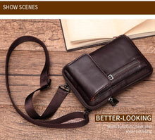 Best Genuine Leather Bag for Men-Messenger Bag-Online GMall-Online GMall