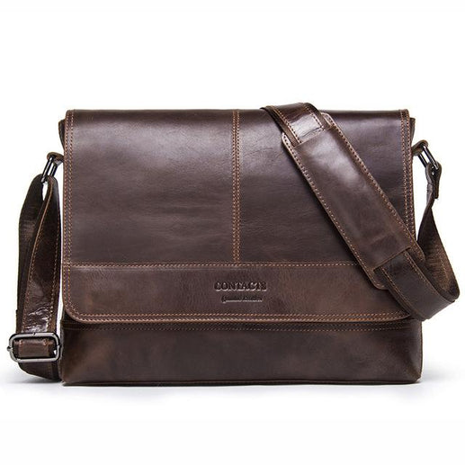 Best Leather Business Bags for Men-Business Bag-Allforoneclickshop-coffee-China-Online GMall
