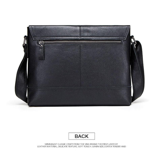 Best Leather Business Bags for Men-Business Bag-Allforoneclickshop-black-China-Online GMall