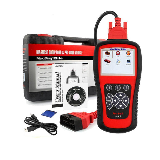 Car Diagnostic OBD2 MD802-OBD2 Scanner-Online GMall-English-Online GMall