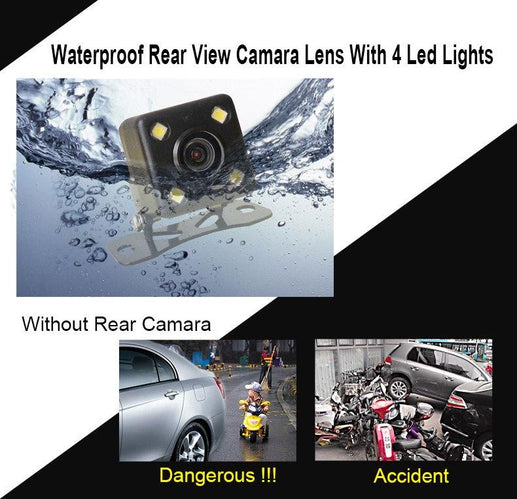 Car DVR Touch Screen-Car DVR-Online GMall-One Camera Lens-China-No Card-Online GMall