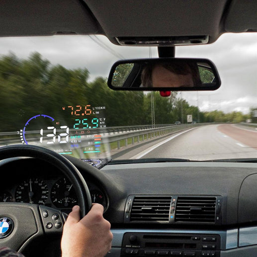 Car Head Up Display-Display-Online GMall-5.5 Inch A8-Online GMall