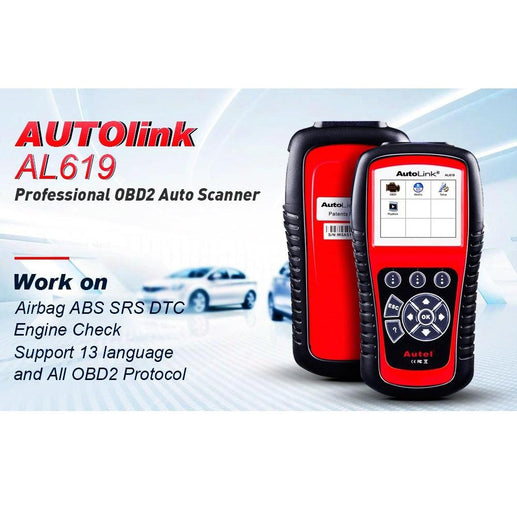 Car OBD2 Scan Tool ABS and SRS-Scanner-Online GMall-English-Online GMall