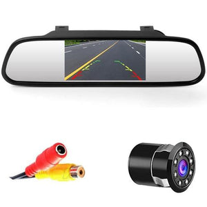 Car Rear-view Mirror Dash Cam-Dash Camera-Online GMall-China-Monitor N2017-Online GMall