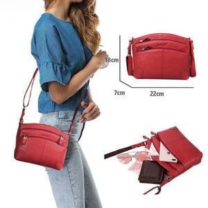 Genuine Leather Bag for Women-Shoulder Bag-Online GMall-0910006-A-6-China-Online GMall