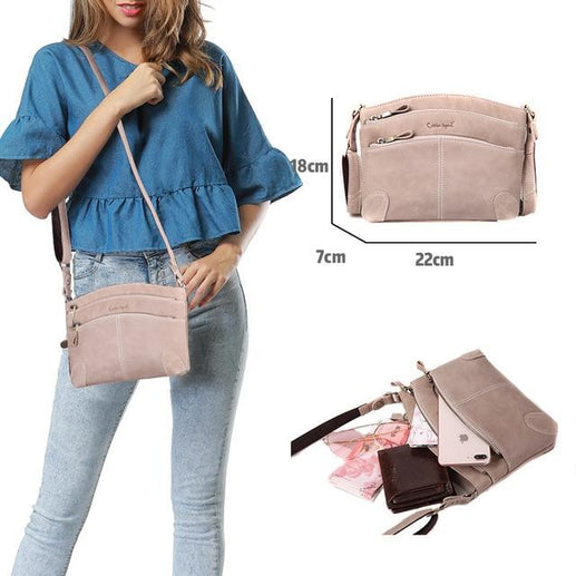 Genuine Leather Bag for Women-Shoulder Bag-Online GMall-0910006-A-11-China-Online GMall