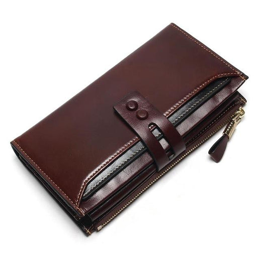 Genuine Leather Wallets for Women-Wallet-Online GMall-Coffee-Online GMall