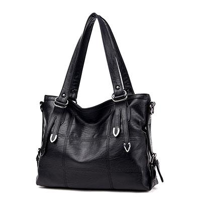 Luxury Handbags for Women-Handbag-Online GMall-black-China-35x13x25cm-Online GMall