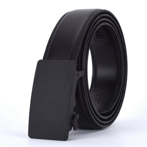 Men's Genuine Leather Belt-Leather Belt-Online GMall-G-110cm-Online GMall