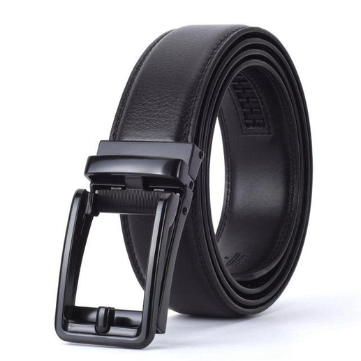 Men's Genuine Leather Belt-Leather Belt-Online GMall-C-110cm-Online GMall