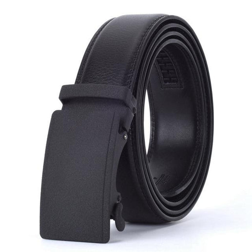 Men's Genuine Leather Belt-Leather Belt-Online GMall-R-110cm-Online GMall