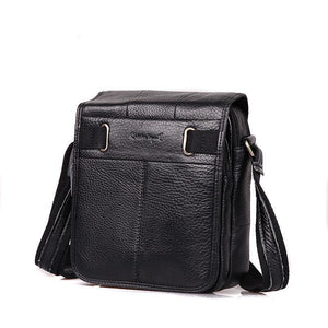 Men's Genuine Leather Messenger Bags Online-Messenger Bag-Online GMall-Online GMall