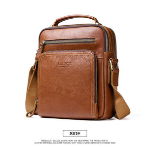 Messenger bag for Men-Messenger Bag-Online GMall-brown-China-Online GMall
