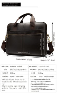 Laptop Briefcase for Men
