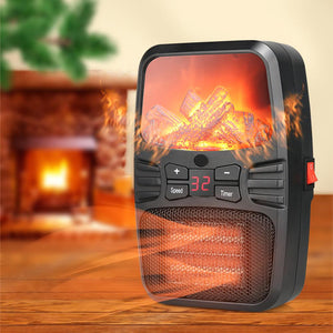 Portable Heater-Black-Online GMall