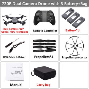 RC Drone With Dual Camera-Online GMall