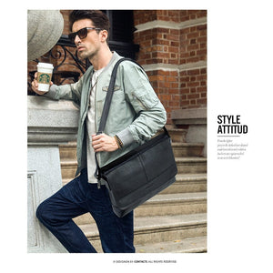 Shoulder Bag for Men-Bag-Online GMall-black-China-Online GMall