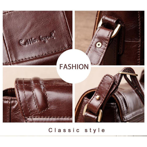 Vintage Genuine Leather Bags for Women-Bag-Online GMall-Online GMall
