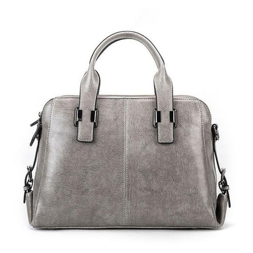 Women Shoulder Bag-Messenger Bag-Online GMall-Gray-Online GMall