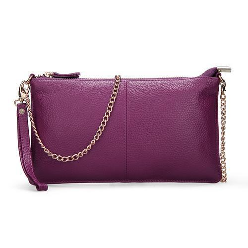 Women's Leather Handbags-Handbag-Online GMall-Purple-China-Online GMall