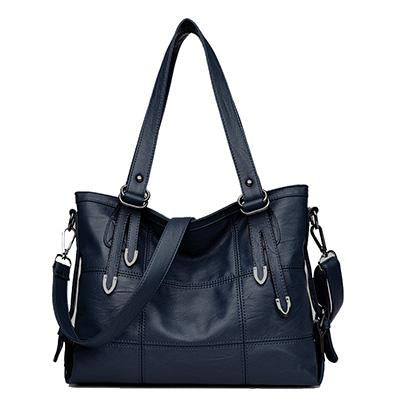 Women's Luxury Handbag-Handbag-Online GMall-blue-China-35x13x25cm-Online GMall