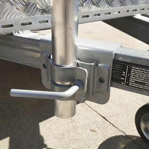 UNIVERSAL DRAWBAR MOUNT (NO-DRILL)