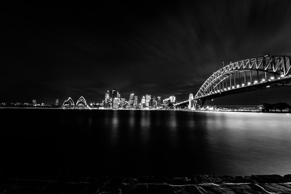 Sydney Harbour Silver Linings