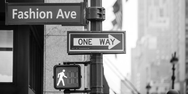 New York City Street Sign