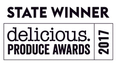 State winner delicious produce awards 2017