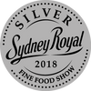 Silver Medal - Sydney Royal Fine Food Show 2018