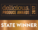 Delicious Produce Awards 2017 State Winner