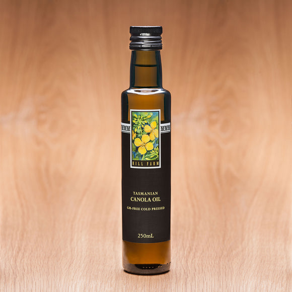 250g bottle of Canola Oil
