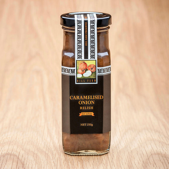 250g jar of Caramelised Onion Relish