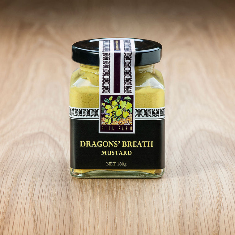 180g Jar of Dragons' Breath Mustrad