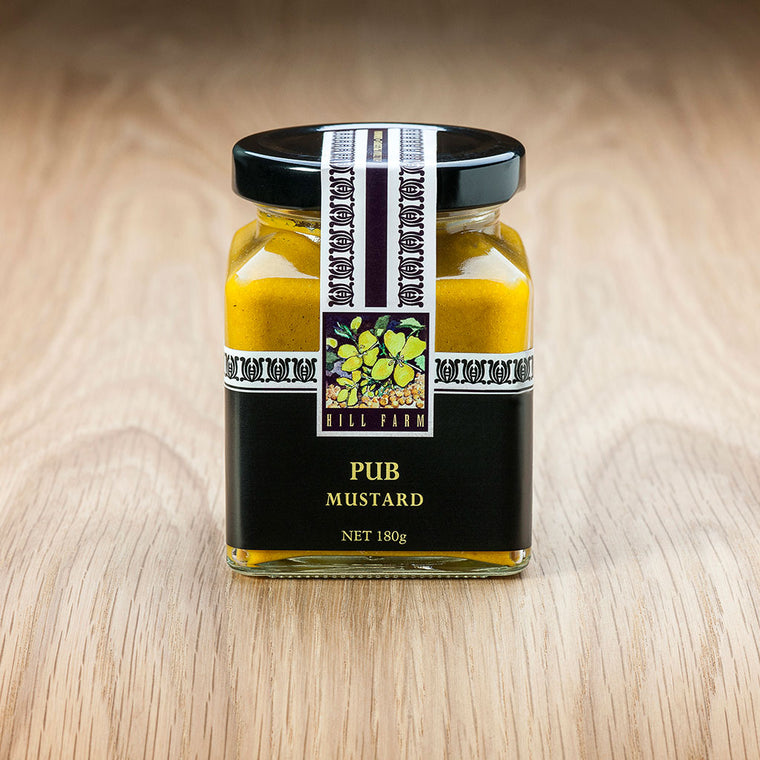 180g Jar of Pub Mustard