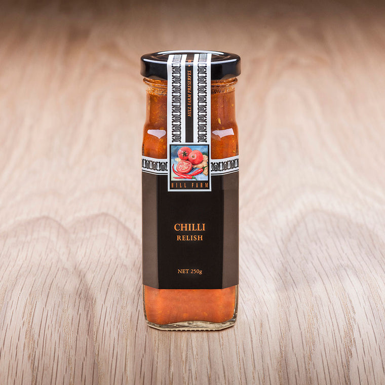250g jar of Chilli Relish