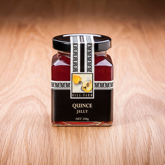 240 gram jar of Quince Jelly