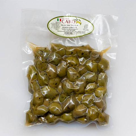 Gioconda olives with oregano and capers