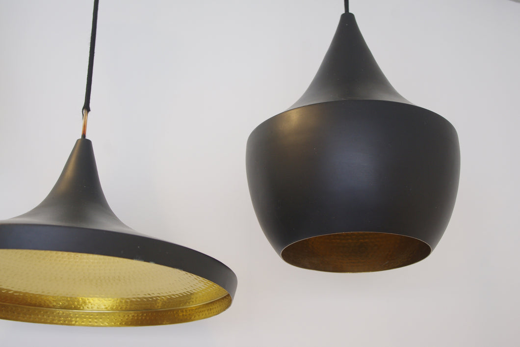 TOM DIXON BEAT PENDANT LIGHTS